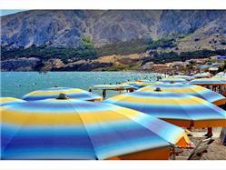 Vela Stara Baska - ön Krk Plaža