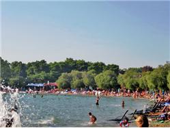 Plava Tribunj Plaža