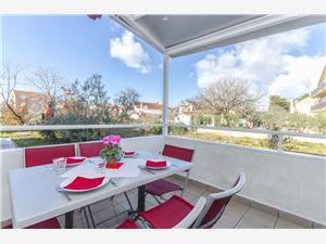 Apartament Branka Srima (Vodice), Powierzchnia 37,00 m2, Odległość od centrum miasta, przez powietrze jest mierzona 700 m
