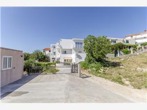 Апартаменты Ranka Hvar - ostrov Hvar, квадратура 25,00 m2, Воздух расстояние до центра города 400 m