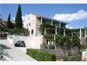 Ferienwohnungen Ane Slano (Dubrovnik), Größe 15,00 m2, Luftlinie bis zum Meer 50 m, Entfernung vom Ortszentrum (Luftlinie) 400 m