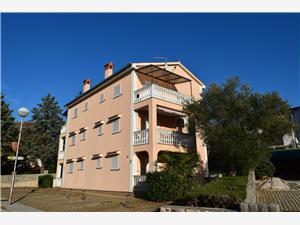 Appartamenti Valter Njivice - isola di Krk,Prenoti Appartamenti Valter Da 50 €