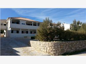 Appartamenti Nedjeljka Metajna - isola di Pag,Prenoti Appartamenti Nedjeljka Da 102 €