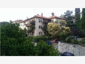 Ferienwohnung Marijo Split, Größe 20,00 m2, Entfernung vom Ortszentrum (Luftlinie) 250 m