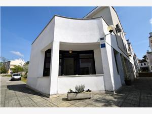 Apartmán Dub Malinska - ostrov Krk, Prostor 20,00 m2, Vzdušní vzdálenost od moře 20 m