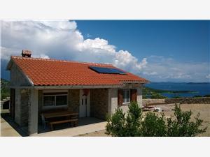 Kuća na osami Antonija Neviđane - otok Pašman,Rezerviraj Kuća na osami Antonija Od 1042 kn