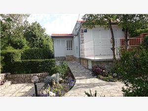 Kuća za odmor Antonija Jadranovo (Crikvenica), Kvadratura 51,00 m2, Zračna udaljenost od mora 70 m