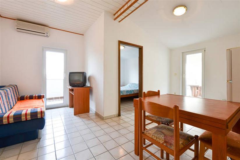 Appartement A3, voor 6 personen