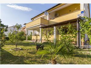 Apartmanok Ivica Palit - Rab sziget, Méret 70,00 m2