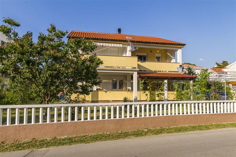 Apartmány Ivica