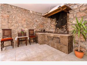 Апартамент Marija Stari Grad - ostrov Hvar, квадратура 95,00 m2, Воздух расстояние до центра города 10 m