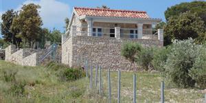 House - Postira - island Brac