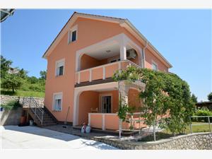 Appartementen JAMB Klimno - eiland Krk,Reserveren Appartementen JAMB Vanaf 65 €