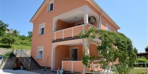 Apartmá - Čižići - ostrov Krk