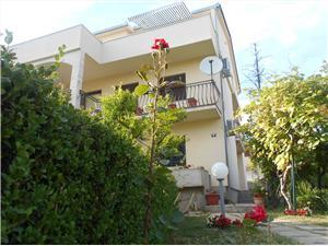 Appartement Boško Kastel Luksic, Superficie 55,00 m2, Distance (vol d'oiseau) jusque la mer 150 m, Distance (vol d'oiseau) jusqu'au centre ville 300 m