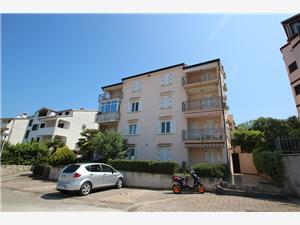 Apartments Darinka Vrsar, Size 38.00 m2