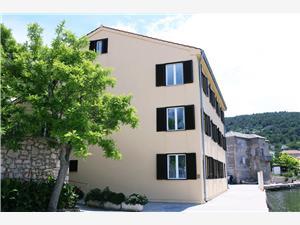 Accommodatie aan zee Zadar Riviera,Reserveren TAMARIX Vanaf 57 €