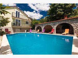 Villa Rijeka and Crikvenica riviera,Book NATURA From 250 €