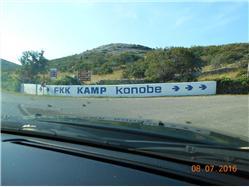 Konobe Punat - ostrov Krk Plaža