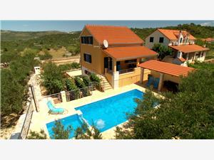 Дом Damir Dracevica, квадратура 150,00 m2, размещение с бассейном, Воздух расстояние до центра города 200 m