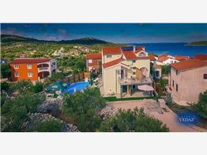 Accommodation with pool Sibenik Riviera,Book Kardaš From 50 €