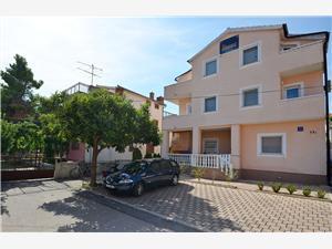 Appartementen en Kamers Mladen Vodice, Kwadratuur 11,00 m2, Lucht afstand naar het centrum 300 m