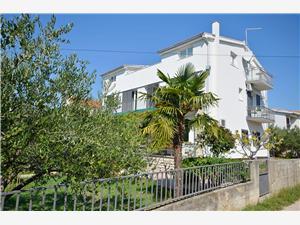 Апартаменты Blazica Vodice, квадратура 35,00 m2, Воздуха удалённость от моря 200 m, Воздух расстояние до центра города 300 m