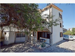 Apartamenty Miljenka Vodice, Powierzchnia 28,00 m2