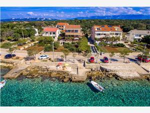 Accommodatie aan zee Noord-Dalmatische eilanden,Reserveren Ivan Vanaf 89 €