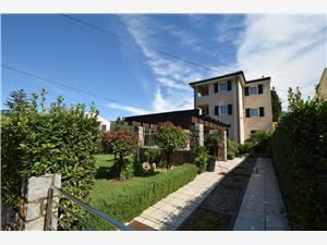 Apartmanok Ravlic Punat - Krk sziget, Méret 50,00 m2, Légvonalbeli távolság 200 m, Központtól való távolság 600 m