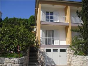 Ferienwohnung und Zimmer Padovan Vela Luka - Insel Korcula, Größe 16,00 m2, Luftlinie bis zum Meer 200 m