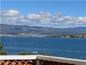 Kwatery nad morzem Citković Silo - wyspa Krk,Rezerwuj Kwatery nad morzem Citković Od 496 zl