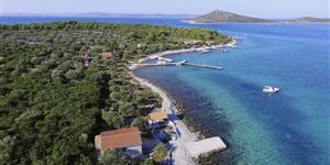 Haus - Zizanj - Insel Zizanj
