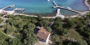 Hiša - Zizanj - otok Zizanj