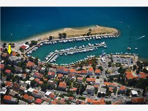 Alloggio vicino al mare Riviera di Rijeka (Fiume) e Crikvenica,Prenoti IVICA Da 41 €