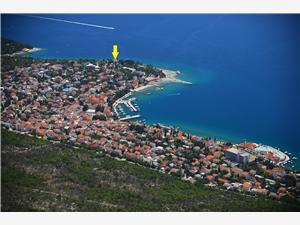 Location en bord de mer Riviera de Rijeka et Crikvenica,Réservez VANDA De 108 €