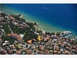 Apartmány SOBOL Crikvenica, Rozloha 65,00 m2, Vzdušná vzdialenosť od mora 80 m, Vzdušná vzdialenosť od centra miesta 800 m
