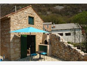 Stenen huize FELICE Selce (Crikvenica),Reserveren Stenen huize FELICE Vanaf 160 €