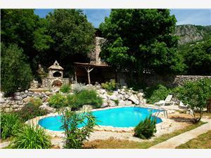 Vakantie huizen De Crikvenica Riviera en Rijeka,Reserveren SERENA Vanaf 235 €