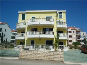 Apartment NEDELJKO Novalja - island Pag, Size 36.00 m2, Airline distance to the sea 200 m, Airline distance to town centre 800 m