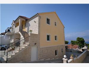 Appartementen Janez Pucisca - eiland Brac,Reserveren Appartementen Janez Vanaf 58 €
