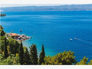 Apartment Smiljana Omis, Size 35.00 m2, Airline distance to the sea 100 m, Airline distance to town centre 800 m