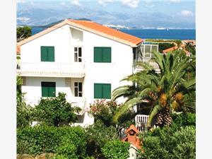 Ferienwohnungen Neda Slatine (Ciovo),Buchen Ferienwohnungen Neda Ab 72 €