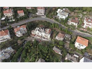 Appartements Tomic A8 Opatija, Superficie 25,00 m2, Distance (vol d'oiseau) jusque la mer 200 m, Distance (vol d'oiseau) jusqu'au centre ville 500 m