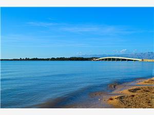 Ferienwohnungen Betty Vir - Insel Vir, Größe 48,00 m2, Luftlinie bis zum Meer 30 m