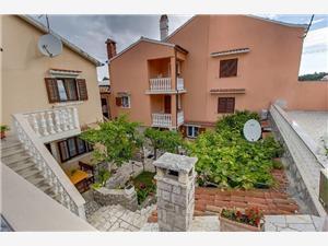 Lägenhet IRENA Mali Losinj - ön Losinj, Storlek 28,00 m2, Luftavstånd till havet 250 m, Luftavståndet till centrum 800 m