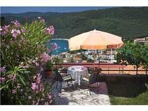 Ferienwohnungen Magnolia Rabac, Größe 50,00 m2, Entfernung vom Ortszentrum (Luftlinie) 450 m
