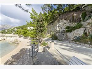 Beachfront accommodation Makarska riviera,Book Zeljko From 57 €