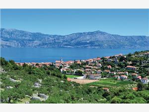 Domek na odludziu Wyspy Dalmacji środkowej,Rezerwuj Ita Od 1236 zl