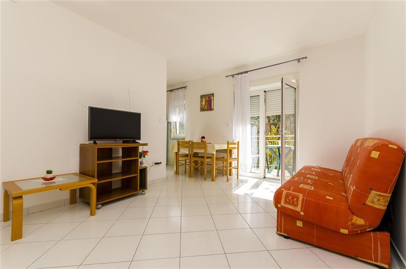 Appartement A1, voor 4 personen